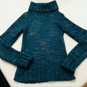 NEW Teal Sweater